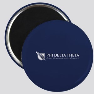 Phi Delta Theta Grestest Version of Yoursel Magnet