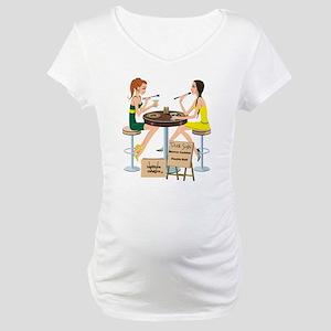 Oregon Sushi Girls Maternity T-Shirt