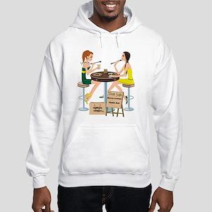 Oregon Sushi Girls Hooded Sweatshirt