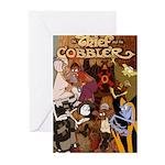 cobblerposterv3 Greeting Cards
