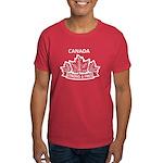 Canadian Pride STRONG & FREE Dark T-Shirt