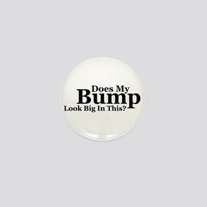 Does my Bump Look Big in this Mini Button