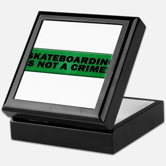 Cute Extreme Keepsake Box