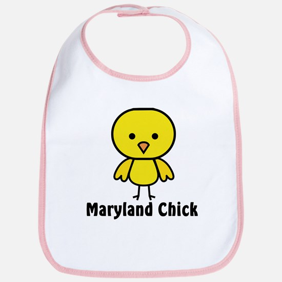 Maryland Chick Bib