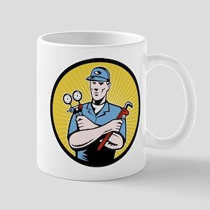 ac serviceman repairman Mug