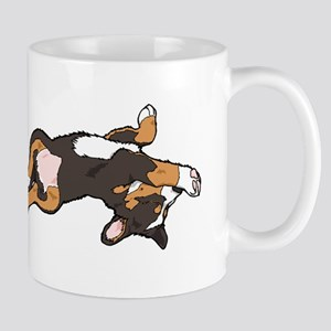 Sleeping Bernese Mountain Dog Mug