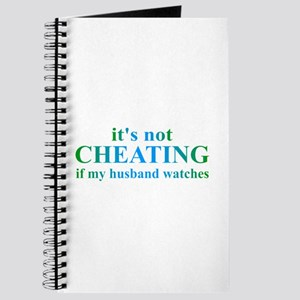 Husband Watches... Journal