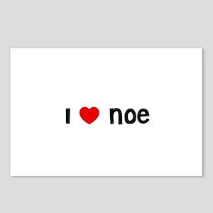 I * Noe Postcards (Package of 8)