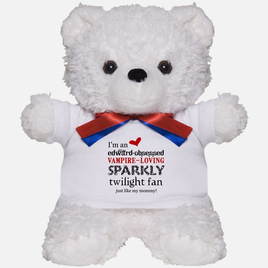Sparkly Twilight Teddy Bear