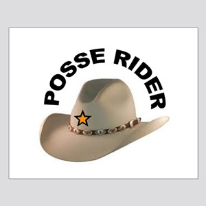 POSSE LOVER Small Poster