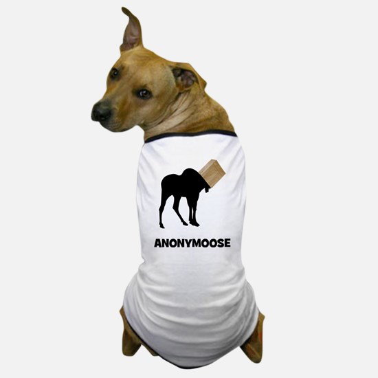 Anonymoose Dog T-Shirt