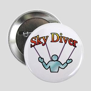 "Sky Diver 2.25"" Button"