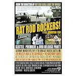 Rat Rod Rockers! Seattle Premiere Large Poster