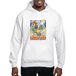 Parrot's World Hooded Sweatshirt