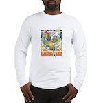 A PArrot's World Long Sleeve T-Shirt