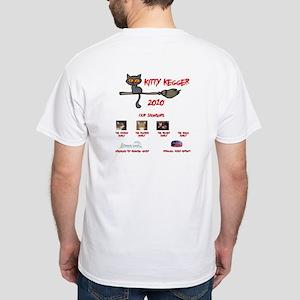 Kitty Kegger 2010 T-Shirt