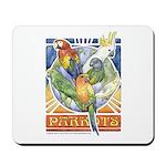A Parrot's World Mousepad