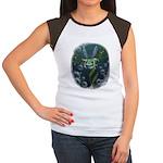 Wishing Frog Women's Cap Sleeve T-Shirt