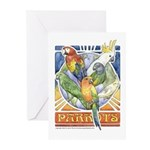 A Parrot's Greeting Cards (Pk of 10)
