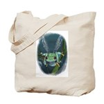 Wishing Frog Tote Bag