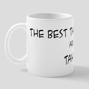 Best Things in Life: Tahiti Mug