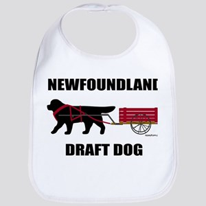 Newfoundland Draft Dog Bib