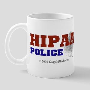 HIPAA Police Mug
