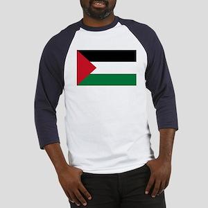 Palestinian Flag Baseball Jersey