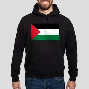 Palestinian Flag Hoodie (dark)