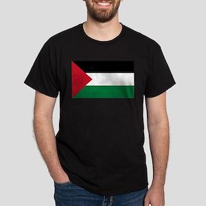 Palestinian Flag Dark T-Shirt