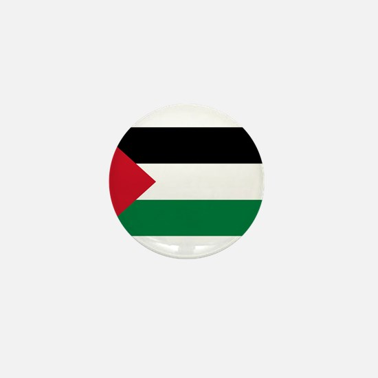 Palestinian Flag Mini Button