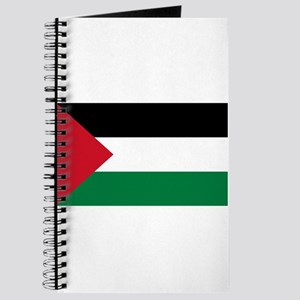 Palestinian Flag Journal