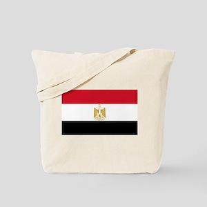 Egyptian Flag Tote Bag