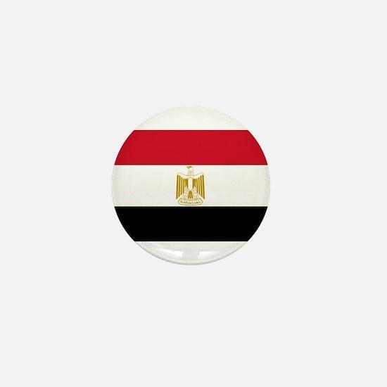 Egyptian Flag Mini Button