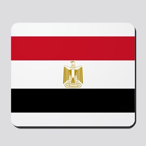 Egyptian Flag Mousepad