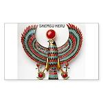 Shemsu Heru Sticker (Rectangle)