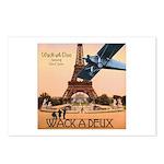 Wack-A-Deux Postcards (Package of 8)