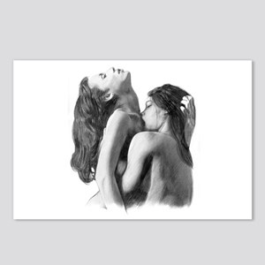 Making Love Postcards (Package of 8)