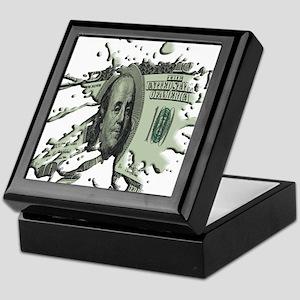 100 Dollar Blot Keepsake Box