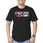 Californication Men's Fitted T-Shirt (dark)