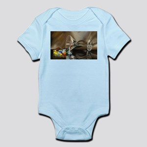 Chocolate Martini Infant Bodysuit