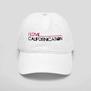 I Love Californication Cap