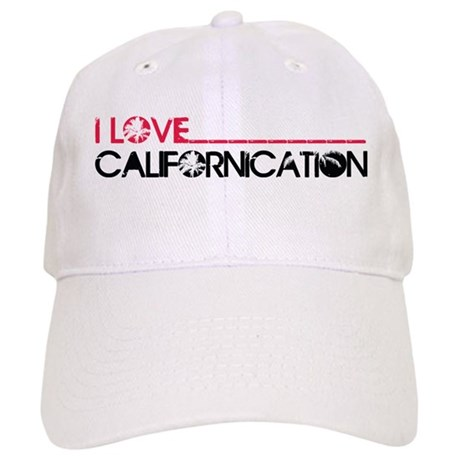 I Love Californication Cap