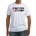 Californication Fitted T-Shirt