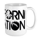 Californication Large Mug