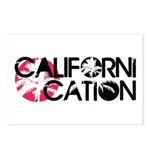 Californication Postcards (Package of 8)