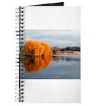 Orange Fall Beauty Journal