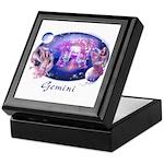 Gemini Keepsake Box