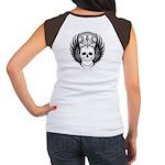An Army Of 3 Women's Cap Sleeve T-Shirt