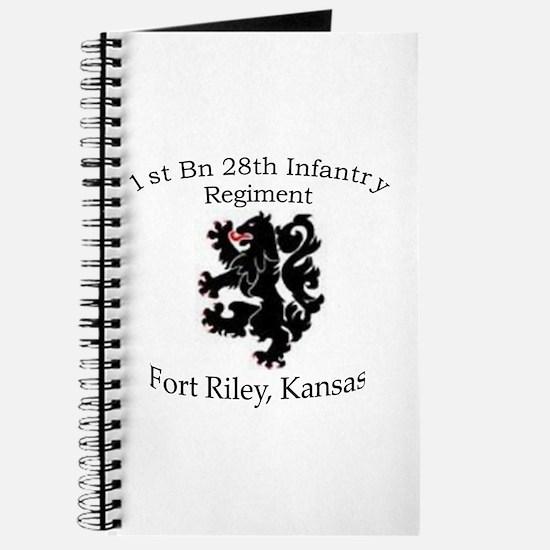 1st Bn 28th Infantry Journal